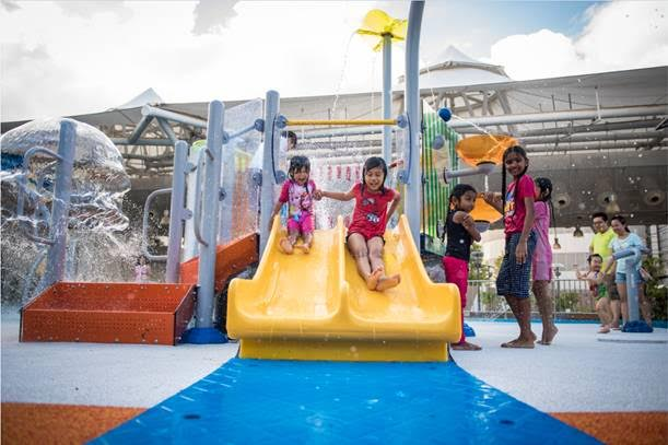 IMM Water Playground