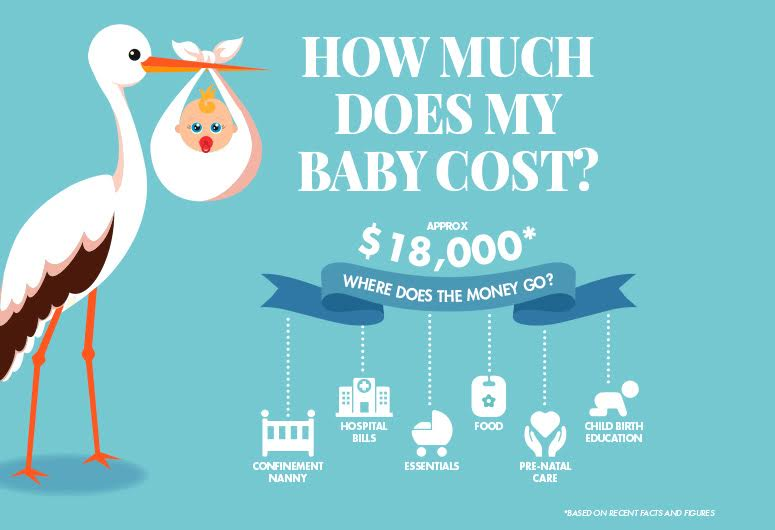 How Much Does Baby Food Cost For A Year