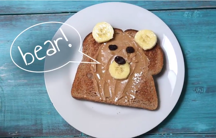 teddy-toast