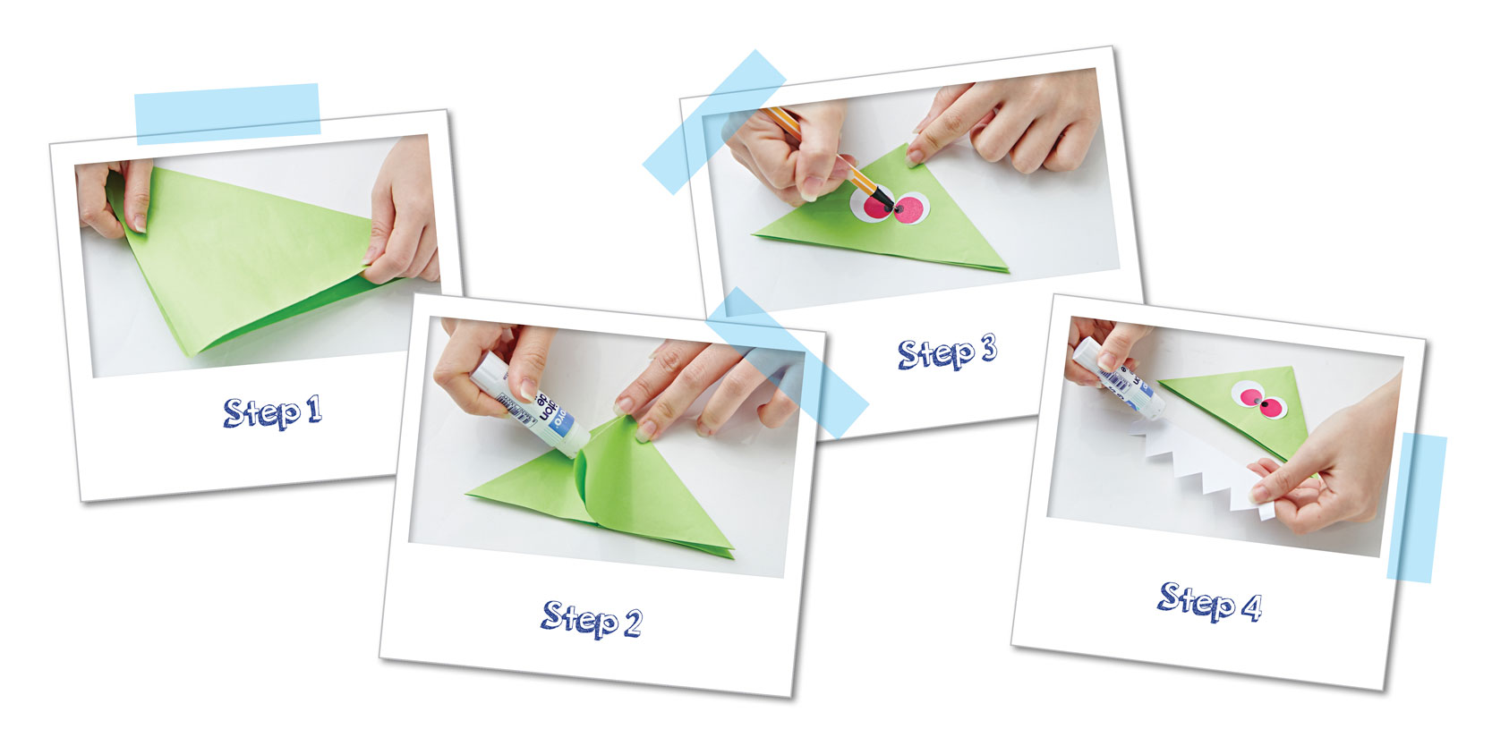 Crafts(BookMark)-Steps
