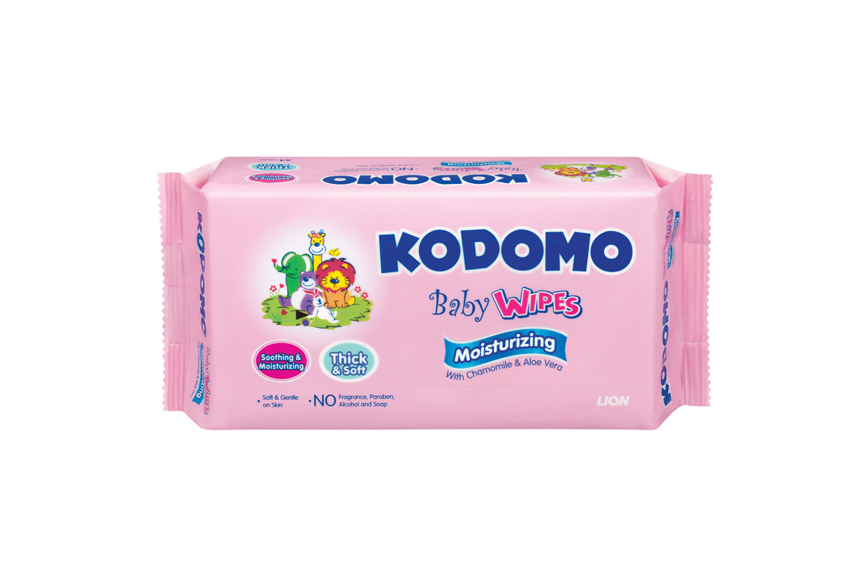 Kodomo-Baby-Wipes