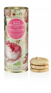 [For Him/Her]: Crabtree & Evelyn All Butter Rose and White Chocolate Biscuits; $18