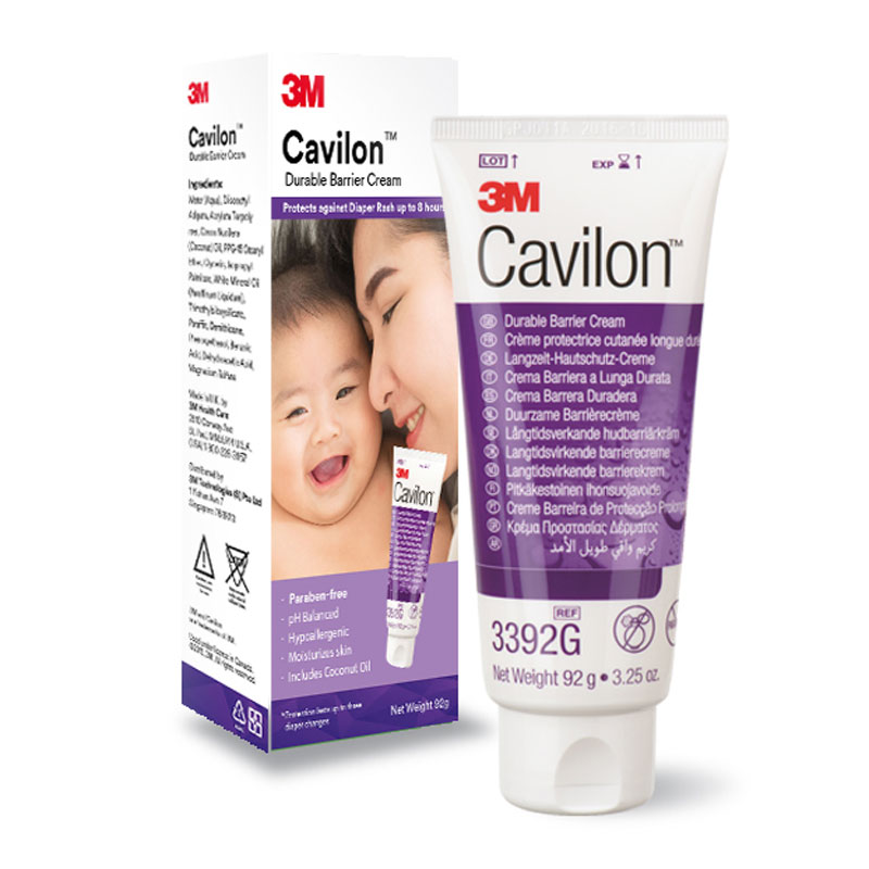 3M Cavilon™ Durable Barrier Diaper Rash Cream, $19.50 (Available at Pupsik) Photo credit: 3M
