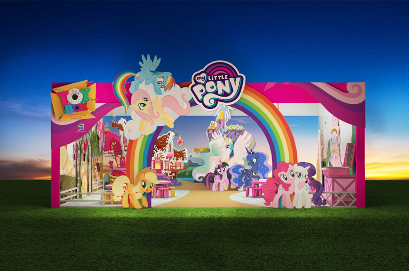 Look Out For Hasbro S First Live Carnival In Singapore